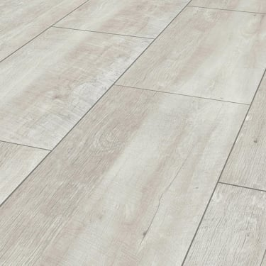 Stone Impression 8mm Alabaster Barnwood Tile Laminate Flooring (K060)