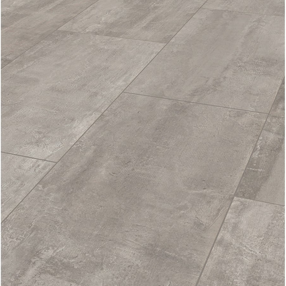 Krono original stone impression 8mm cross town traffic for Tile effect laminate flooring
