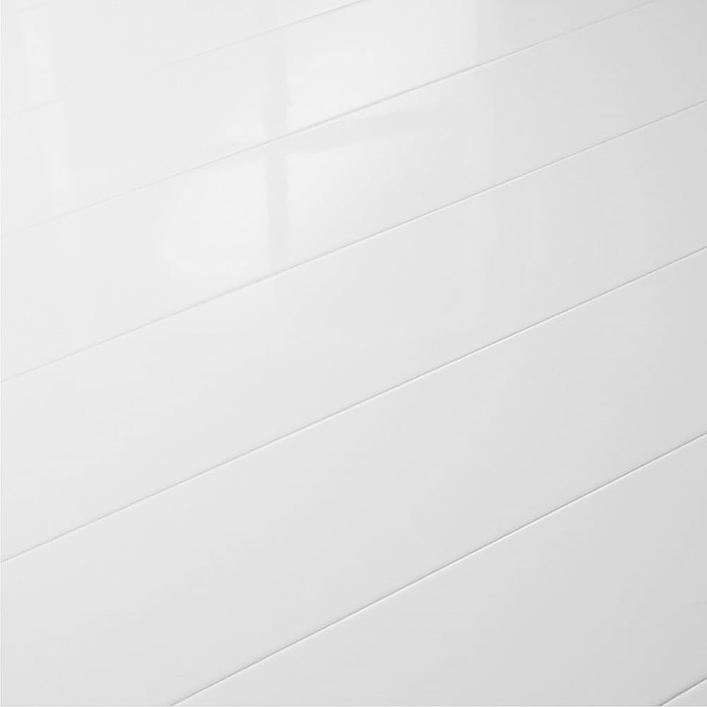 Elesgo supergloss extra sensitive arctic white high for Shiny laminate flooring
