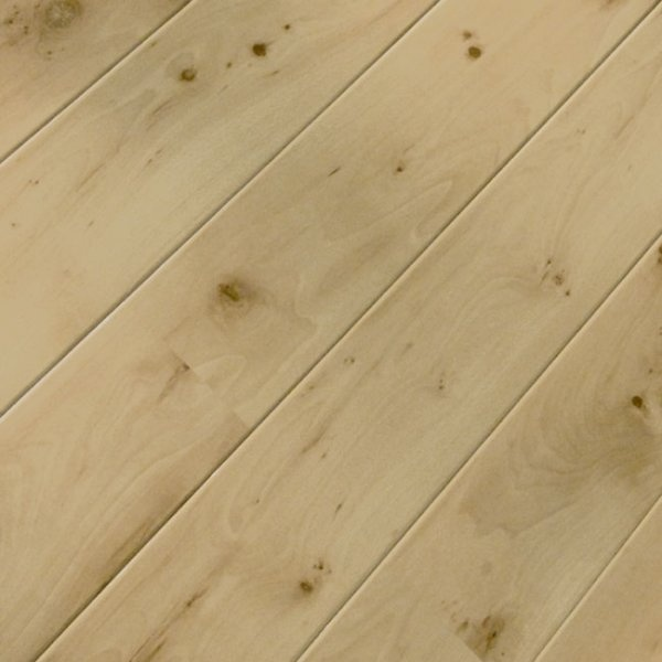 Laminate Flooring Beech: Elesgo Supergloss Extra Sensitive Knotty Beech 8.7mm AC3