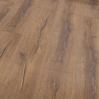 Supernatural Classic 8mm Warehouse Oak Laminate Flooring (5164)