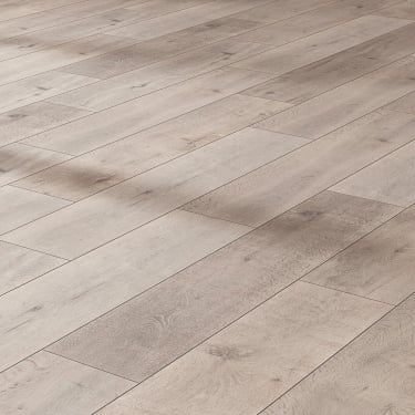 Supernatural Classic 8mm Wolfsback Oak Laminate Flooring (K268)