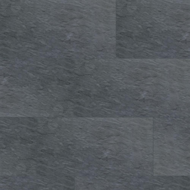Touch DB 3mm Shadow Stone MicroCeramic Waterproof Tile Luxury Vinyl Flooring (AT-604DB)