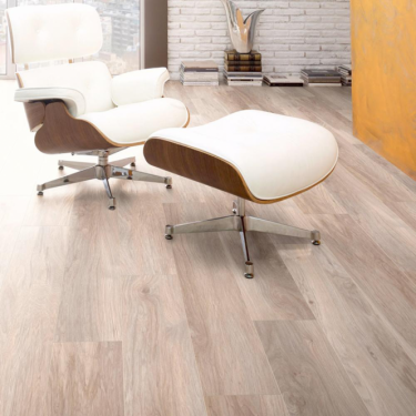 Krono Original Vintage Classic 10mm Olympus Hickory 4v Groove Handscraped Laminate Flooring (8158)