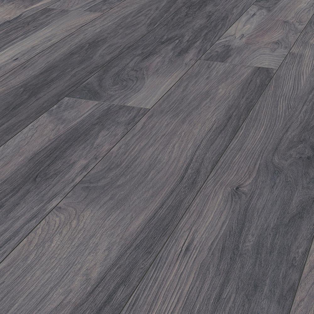 Krono silverton hickory vintage classic laminate flooring for Hickory laminate flooring