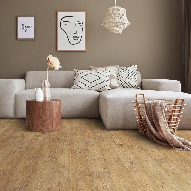Krono Original Vintage Classic Tawny Chestnut Laminate Flooring