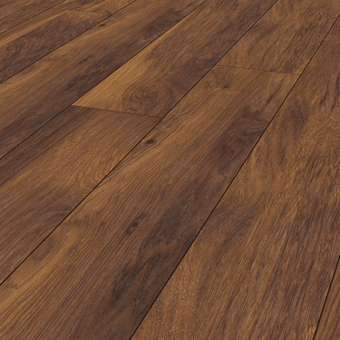 Vintage Long 10mm Red River Hickory Laminate Flooring (8156)