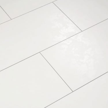 Elesgo Wellness White Maxi V5 Groove Laminate Flooring