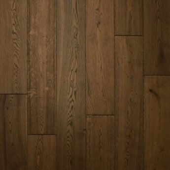 Wood+ Flooring 18x150mm Hand Worn Antique Tumbled Edge Brushed & Oiled Engineered Oak Flooring