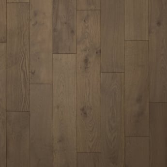 Wood Plus 18x150mm Platinum Grey HPPC Engineered Oak Flooring