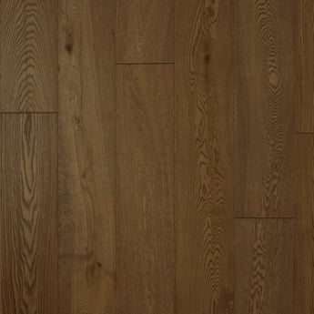 Wood Plus 18x189mm Cocoa Brushed & Oiled Engineered Oak Flooring