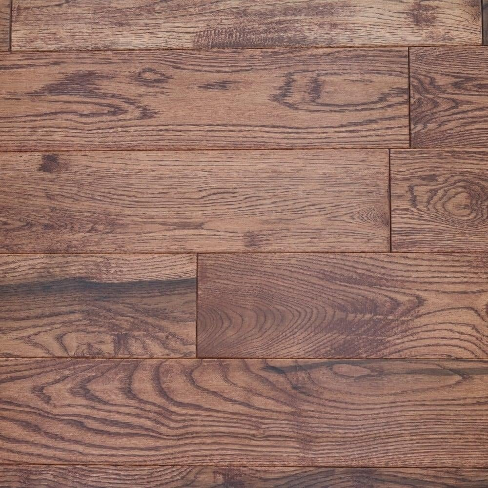 Wood Stain Dusk: Wood+ Flooring Classic Sunset Stained Oak 18x150mm