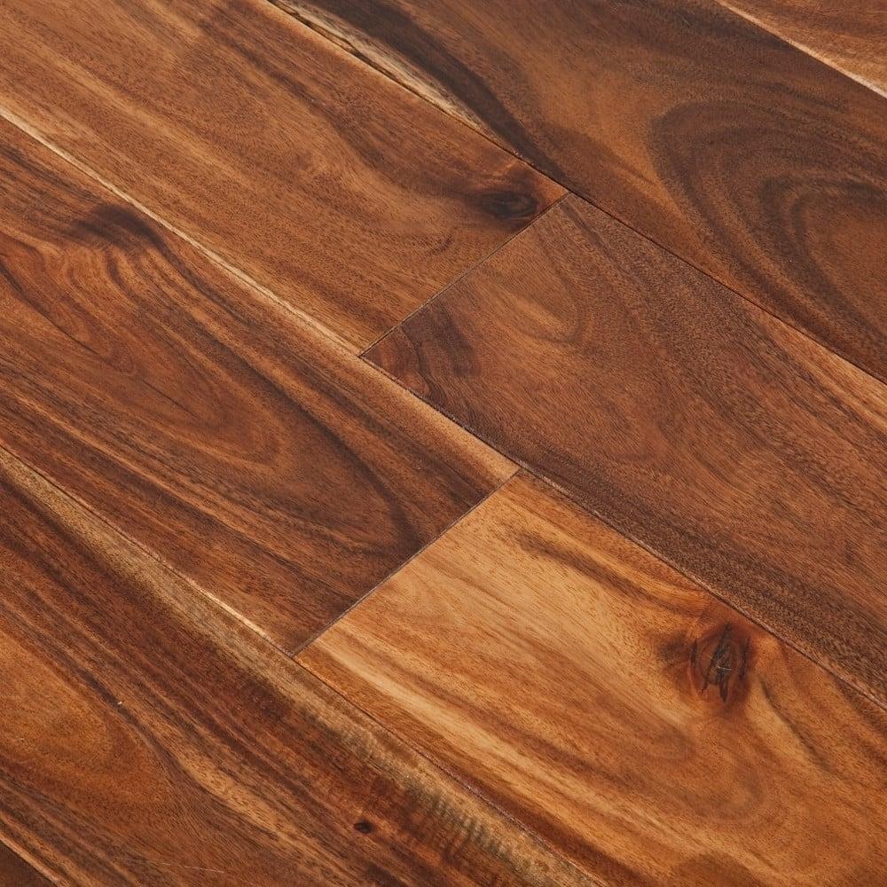 Solid Walnut Flooring: Wood+ Flooring Classic Acacia Asian Walnut 18x93mm
