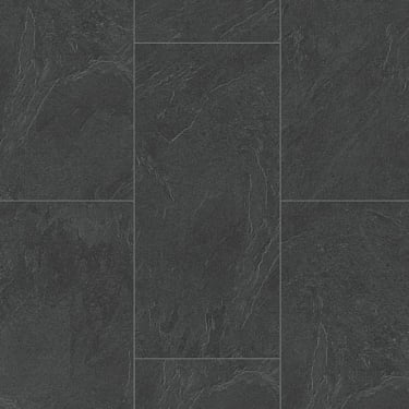 Wood Plus LB85 Classic Slate Anthracite Laminate Flooring (6137)