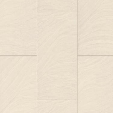 Wood Plus LB85 Classic White Sandstone Laminate Flooring (6047)