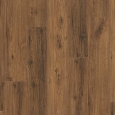 Wood Plus LD75 Classic Brown Chiemsee Oak Laminate Flooring (6377)