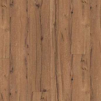 Wood+ Flooring LD95 Classic Cognac Rustic Oak Laminate Flooring (6256)