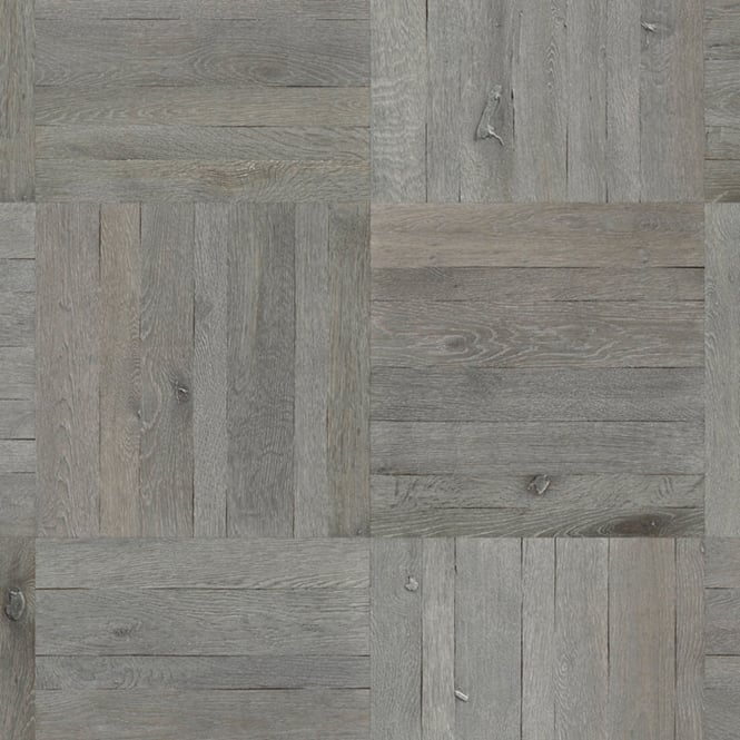 13.5/2.5x485mm Brushed & Oiled Siilvergrey Country Oak Engineered Real Wood Tile Flooring (8273)
