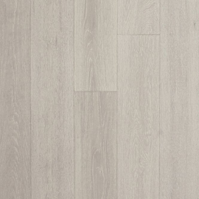 14x189mm Brushed & Matt Lacquered Pure White Oak Engineered Real Wood Flooring (2604)