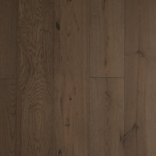 14x189mm Truffle Brushed & Matt Lacquered Engineered Oak Flooring