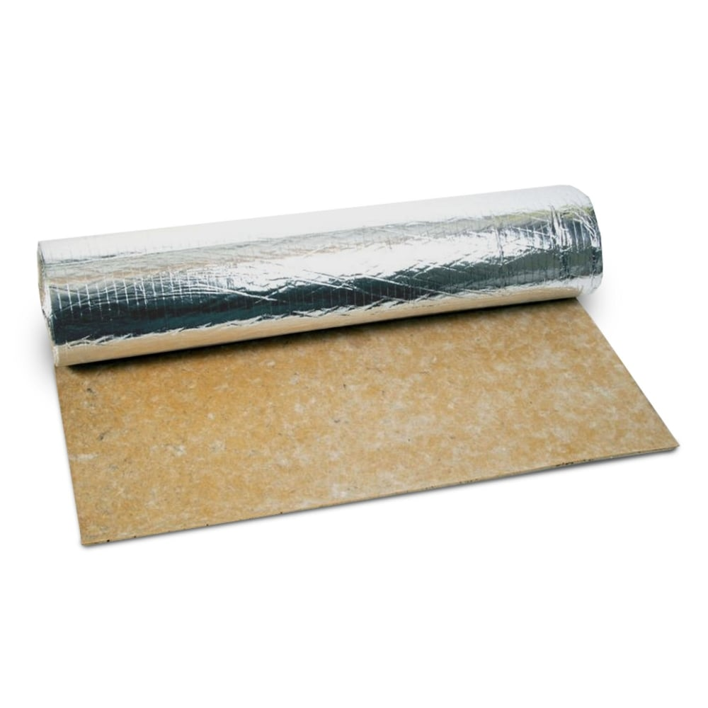 Wood plus timbertech2 silver plus flooring underlay for Laminate flooring underlay