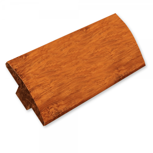 Wood Carbonized Strand Woven Bamboo Connecting T Profile