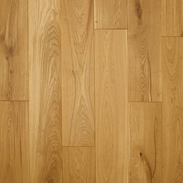European 20x180mm Brushed & Oiled Solid Oak Flooring
