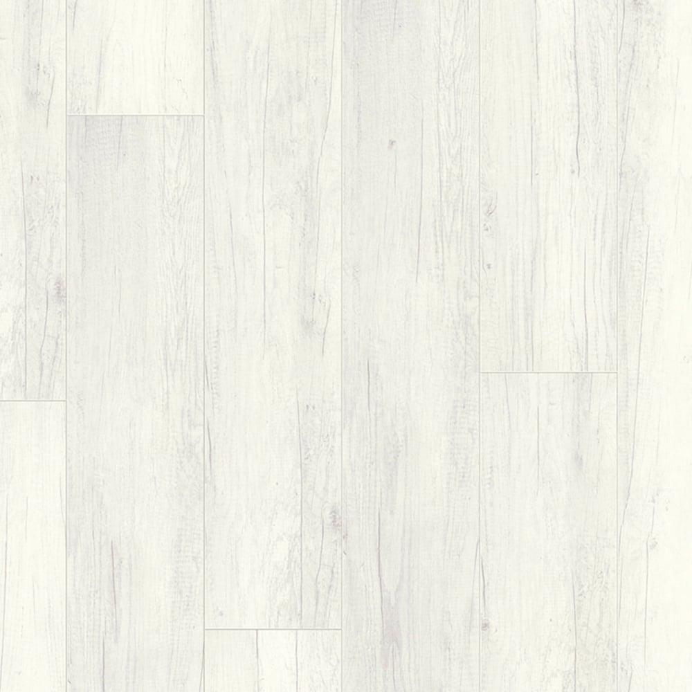 Wood Plus Ls300 Talamo Opaque White Oak Laminate Flooring