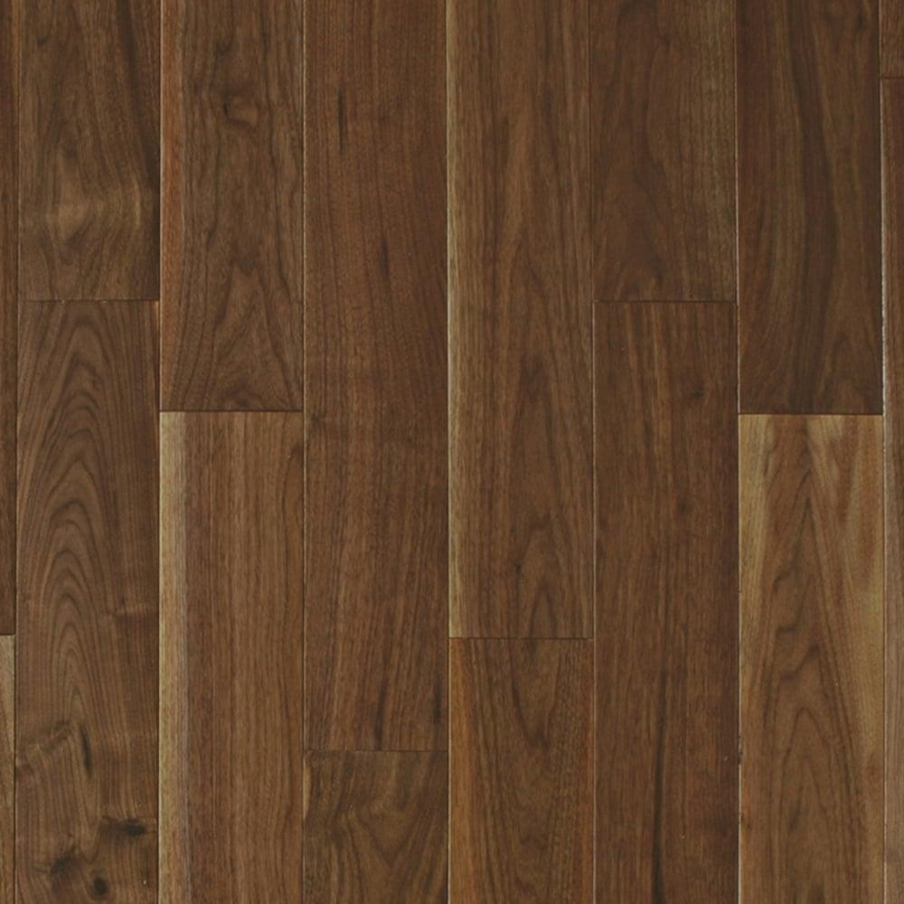 Wood Plus Multi Layer Black Walnut Engineered Flooring
