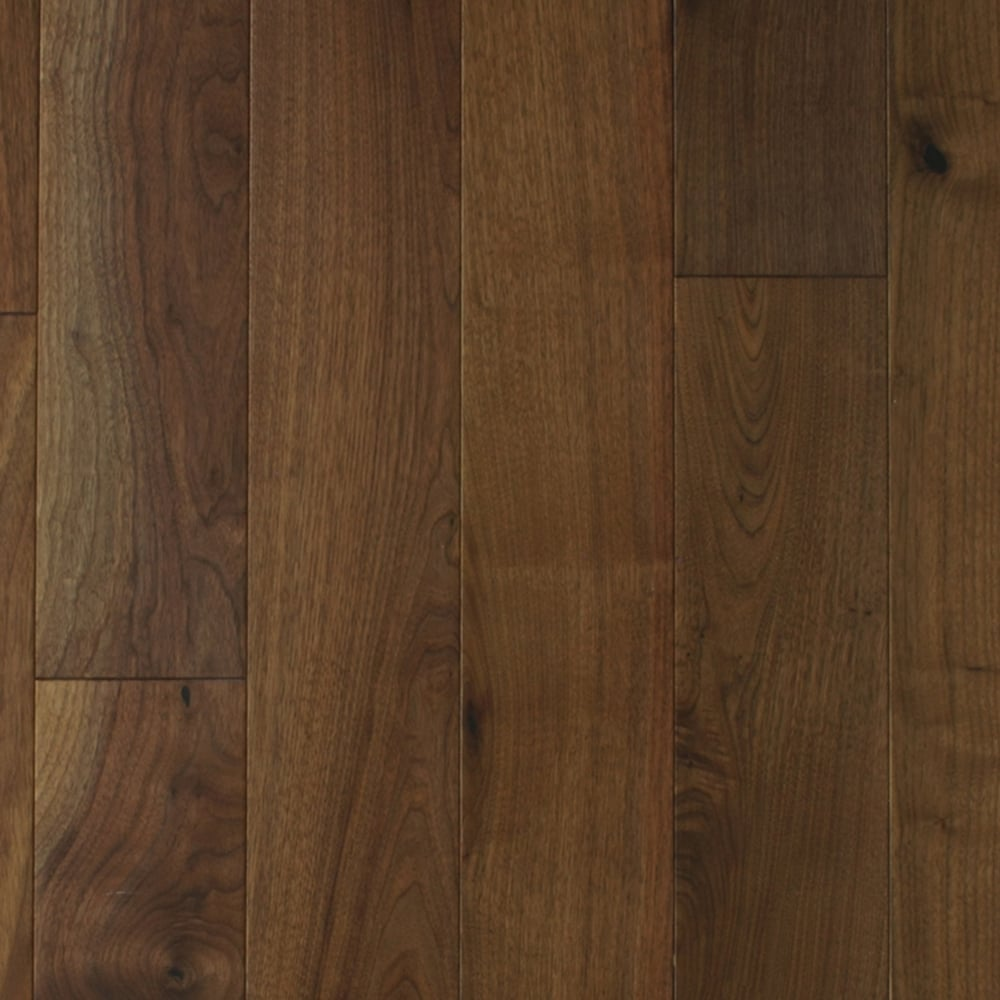 Wood Plus Multi Layer Black Walnut Engineered Flooring