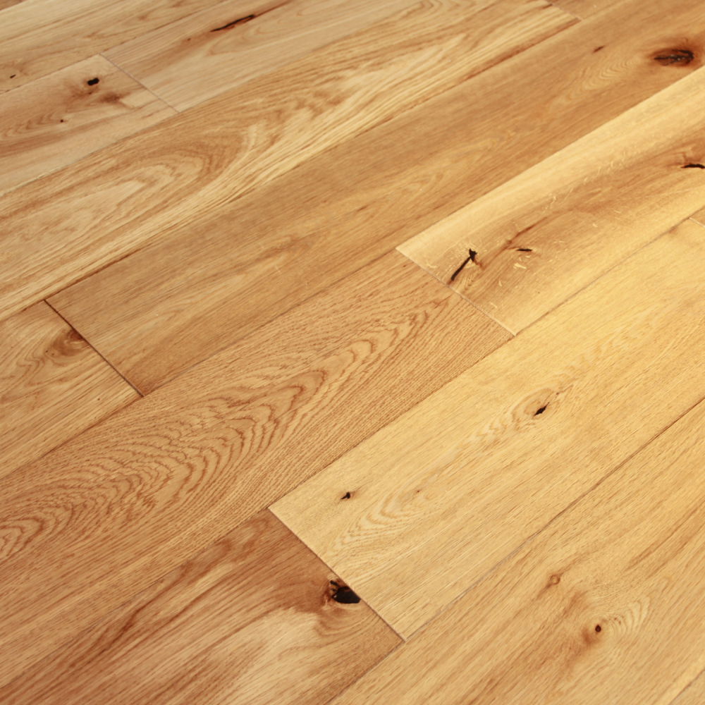 Wood flooring natural choice structural oak 18 4x189mm for Engineered oak flooring