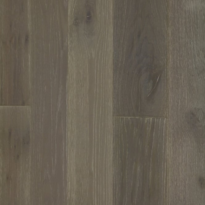 Wood Plus 14x189mm Clay Brushed & Matt Lacquered Engineered Oak Flooring