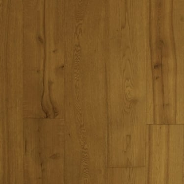Wood Plus 14x189mm Golden Wheat Brushed & Matt Lacquered Engineered Oak Flooring