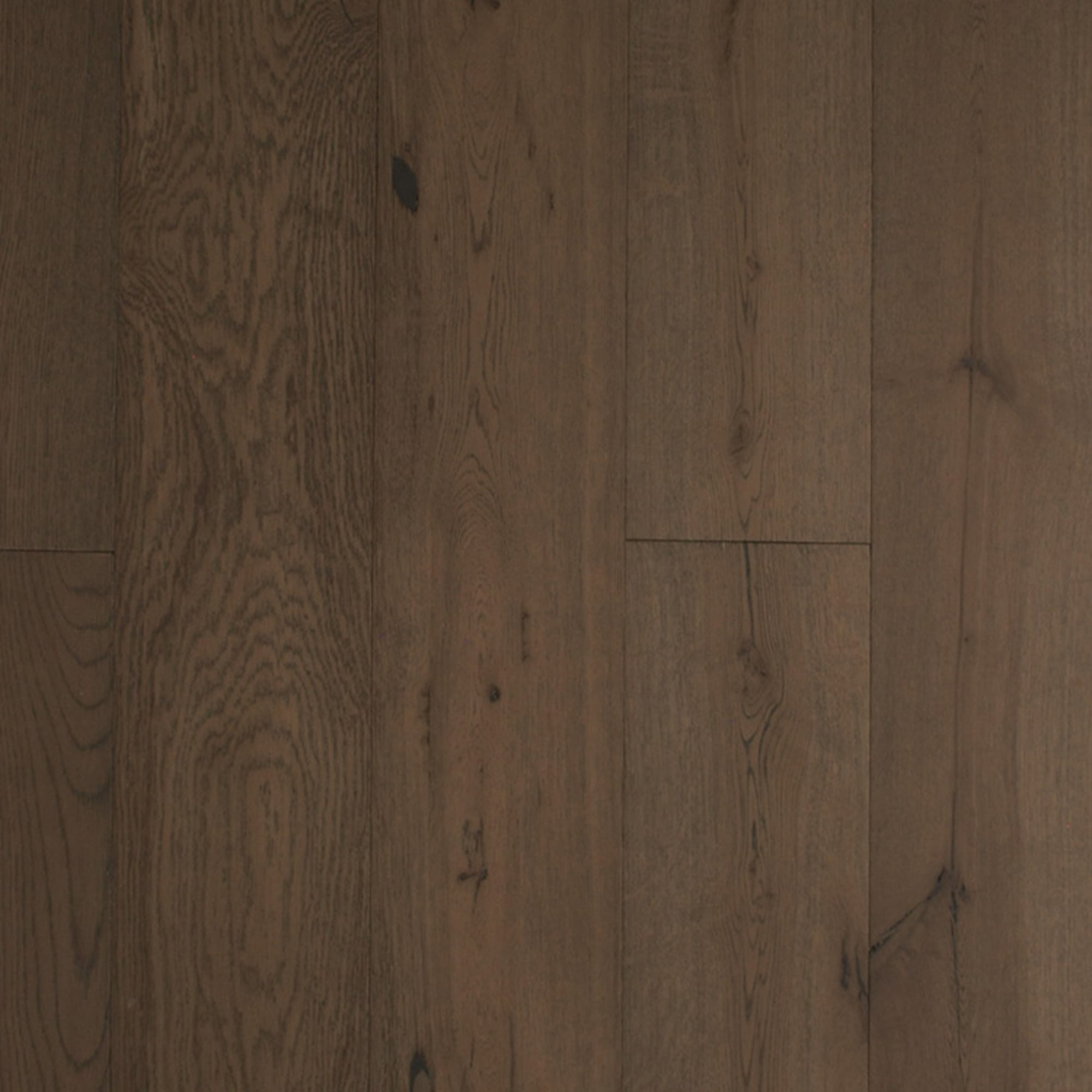 Wood flooring 14x189mm truffle brushed matt lacquered for Engineered oak flooring