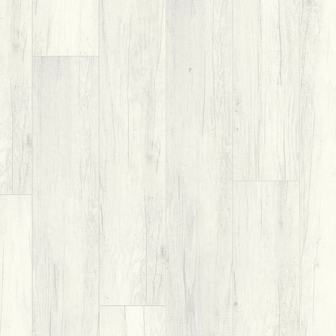 Wood Plus LS300 Talamo Opaque White Oak Laminate Flooring (6536)