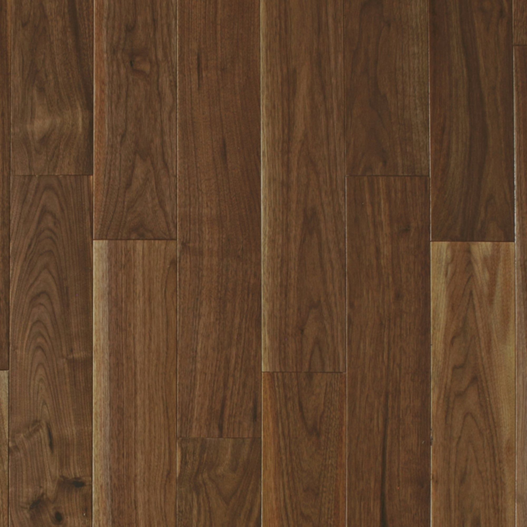 Wood flooring multi layer 18x125mm lacquered engineered for Walnut flooring