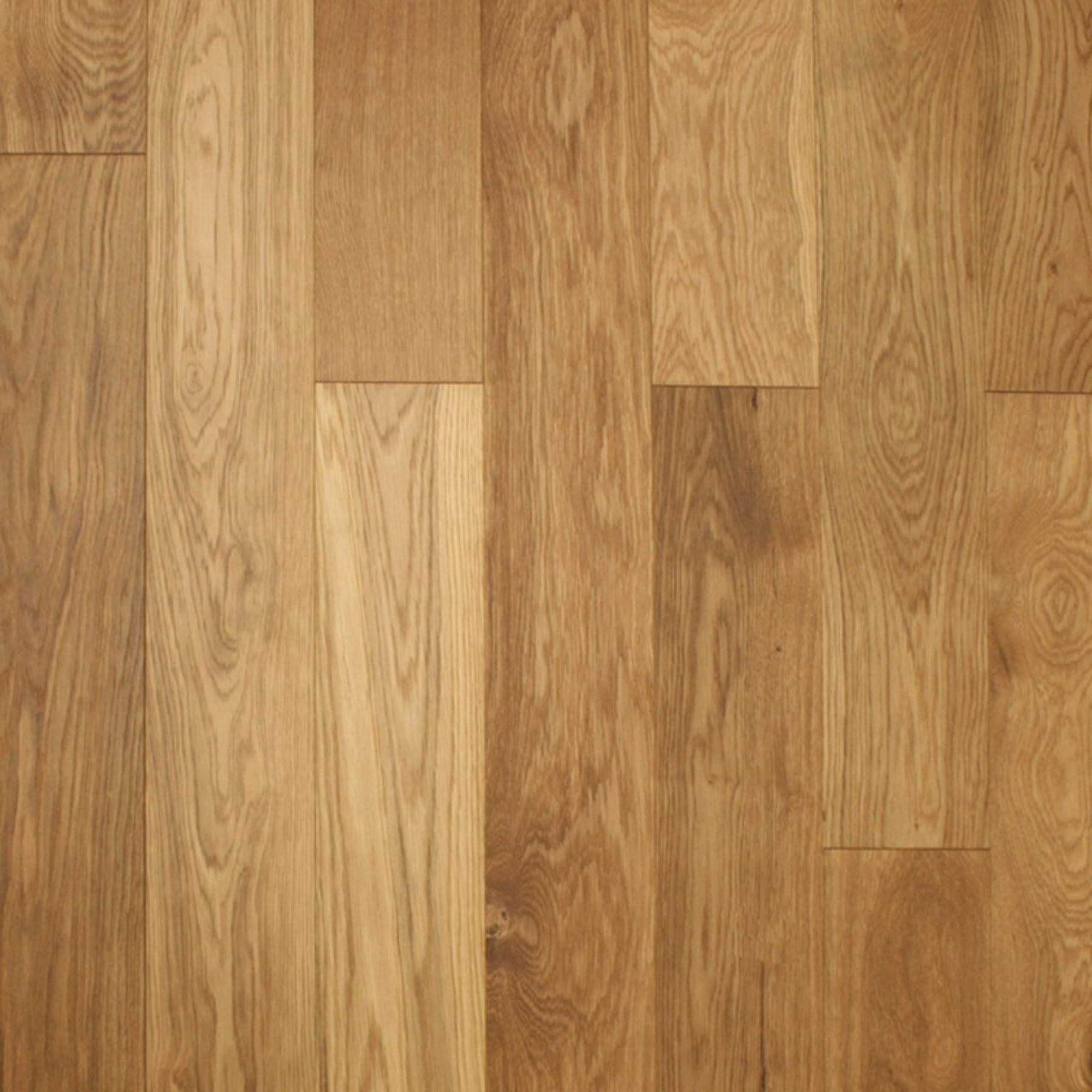 Wood flooring multi layer 18x150mm brushed matt for Engineered oak flooring