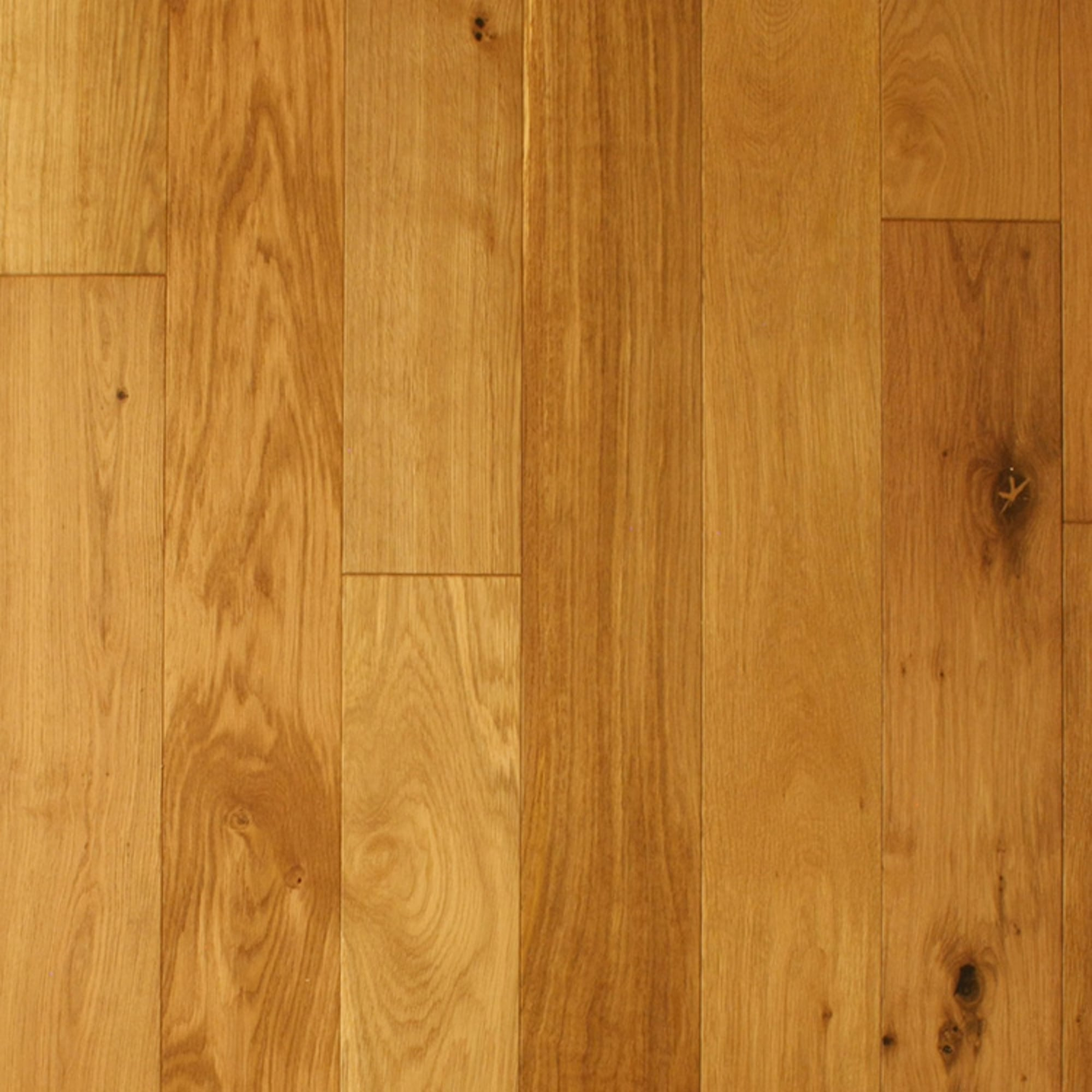 Wood flooring multi layer 18x150mm brushed oiled for Engineered oak flooring