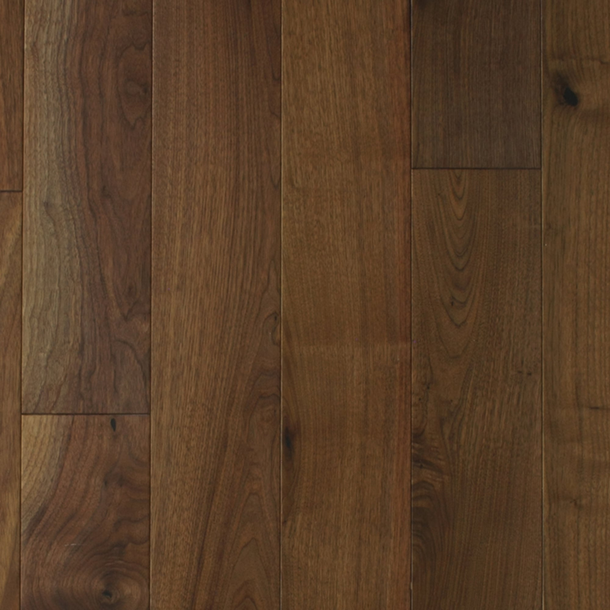 Wood flooring multi layer 18x150mm lacquered engineered for Walnut flooring
