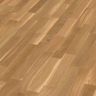Wood Plus PC200 3 Strip 13x200mm Lacquered Engineered Oak Flooring